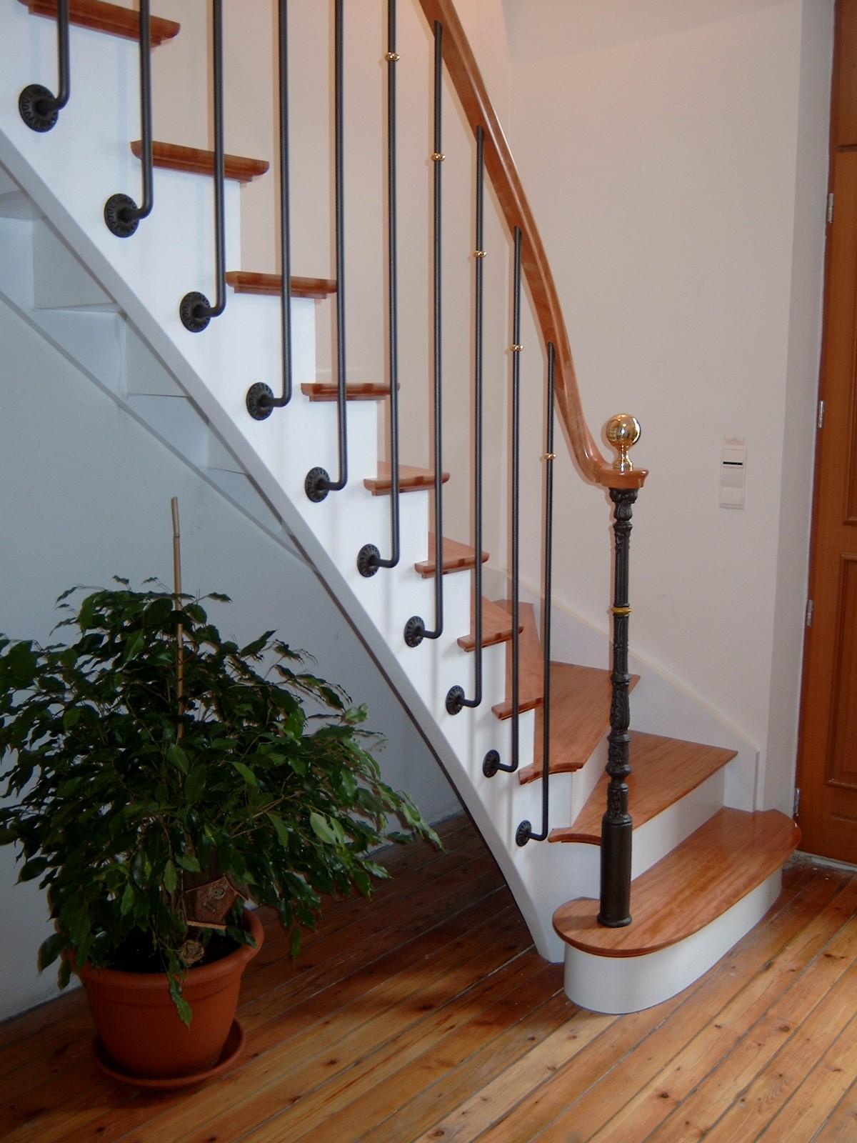 Escalier A L Anglaise Atelier Glotin A Pontchateau