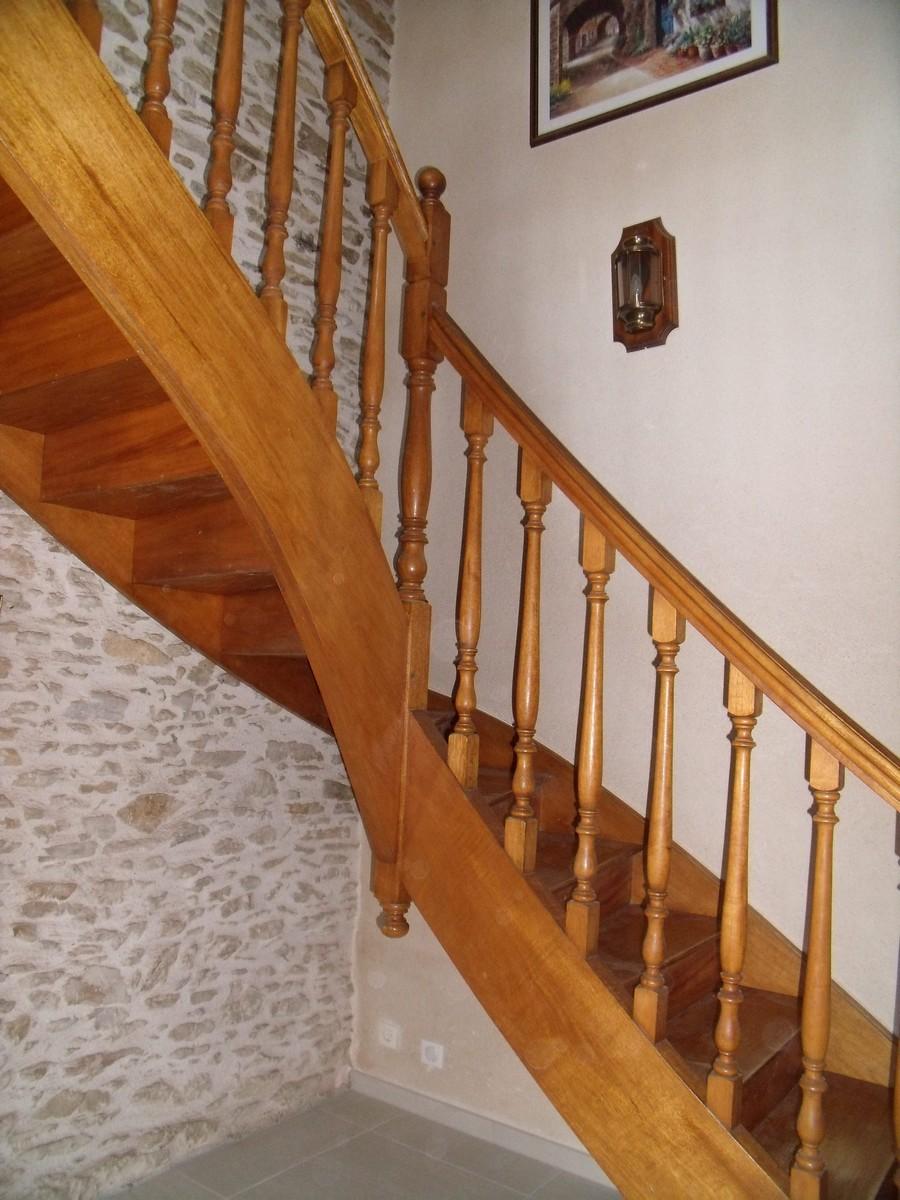 Renovation Escalier Atelier Glotin A Pontchateau