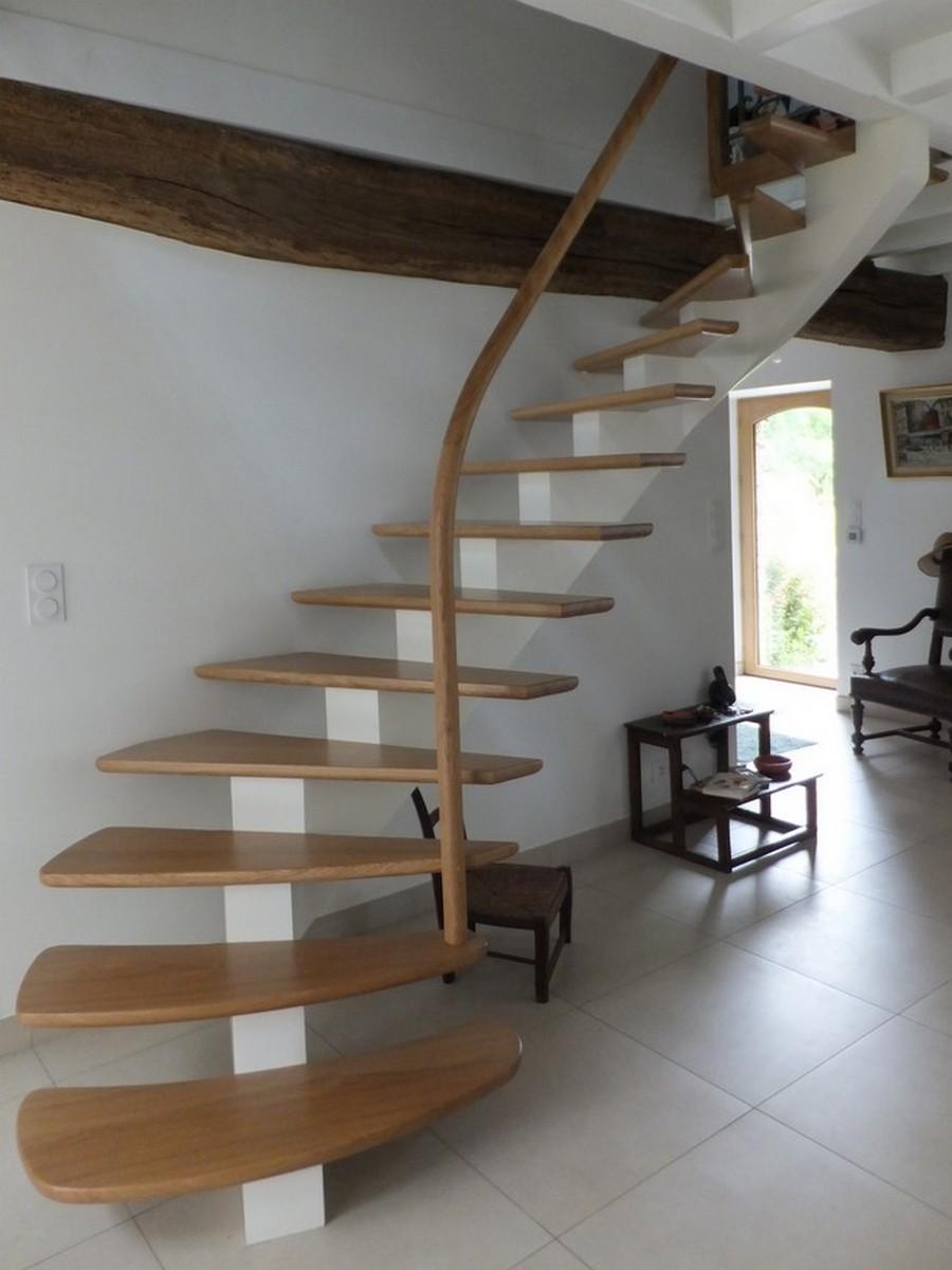 Escalier Glotin Atelier Glotin Pontchteau Loire